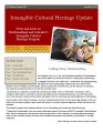 number 043 Intangible Cultural Heritage Update (April-May 2013)