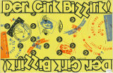 Der Cirk Bizzirk (Yellow Background)