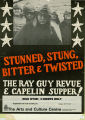 Stunned, Stung, Bitter & Twisted: The Ray Guy Revue & Capelin Supper! (Held Over)