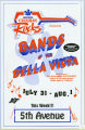 Bands at the Bella Vista
