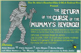 The Return of the Curse of the Mummy's Revenge