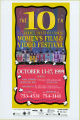 St. John's International Women's Film and Video Festival. 10th annual (1999)