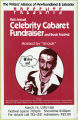 Celebrity Cabaret Fundraiser and Book Festival. 1st annual