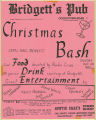 Bridgett's Pub Christmas Bash