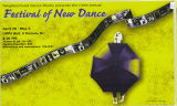 Festival of New Dance. 9th annual [1999]