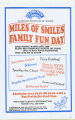 Miles of Smiles, Family Fun Day. 1st annual (1999)