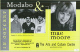 In Concert: Modabo & Mae Moore