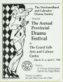 The Annual Provincial Drama Festival