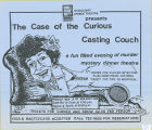 The Case of the Curious Casting Couch