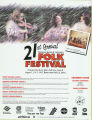 Newfoundland and Labrador Folk Festival. 21st annual (1997)