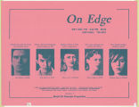 On Edge (Alternate poster)