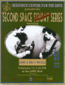 Second Space Monday Series Featuring Jake & Billy Nicoll