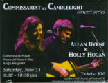 Commissariat by Candlelight Concert Series