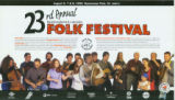 Newfoundland and Labrador Folk Festival (23rd Annual)