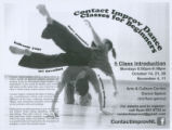 Contact Improv Dance: Classes for Beginners