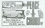 Peace-A-Chord '89 (Coming Soon)
