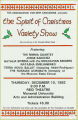 The Spirit of Christmas Variety Show