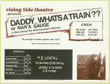 Daddy... What's a Train?:  Or Nar'A Gauge