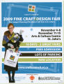 Fine Craft & Design Fair (The Longest Running Christmas Craft Fair in St. John's). 2009