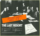 The Last Resort (Second Week)