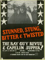 Stunned, Stung, Bitter & Twisted: The Ray Guy Revue & Capelin Supper! (LSPU)
