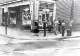 (01 08 004) Rawlins Cross, St. John's. W. J. Murphy Grocery Store, exterior view, pre-1950