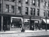(02 01 014) Mercantile and Manufacturing, St. John's. 193-195 Water Street: Parker and Monroe...