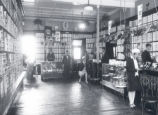 (02 01 020) Mercantile and Manufacturing, St. John's. Bowrings Store interior view
