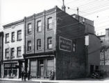 (02 01 029) Mercantile and Manufacturing, St. John's. 196 Water Street: Miss Stick; Muir's Marble Works,