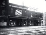 (02 01 036) Mercantile and Manufacturing, St. John's. 331-333 Water Street: the Broadway House of Fashion