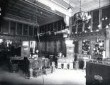 02.01.046: Mercantile and Manufacturing, St. John's. Interior of 236 Water Street east, ca. 1930's