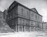 02.04.013: Public buildings, St. John's. T. A. Hall, 282-300 Duckworth Street, post 1892