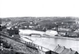 (03 04 005) Southside, St. John's. Waterford Valley, the harbour and houses on the Southside