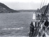 (03 05 017) Ships in harbour, St. John's. View from the S.S. Mongolian, looking towards the...