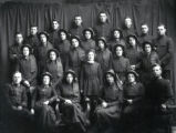 04.01.004: Salvation Army, St. John's. Group of officers in uniform