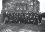 04.02.005: Military and Cadets, St. John's. Church Lads Brigade Brass Band, 1907