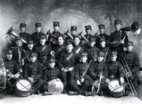 04.02.009: Military and Cadets, St. John's. Church Lads Brigade Brass Band, 1904