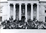 04.03.001: Teachers, St. John's. First Teachers' Convention, Colonial Building, 1898