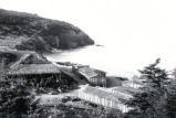 07.02.004: Torbay and area. Flakes, Middle Cove beach, probably pre-1930