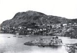 07.02.008: Torbay and area. View of Portugal Cove, probably pre-1930?