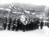 07.02.007: Torbay and area. Royal visit, Portugal Cove, 17 June 1939