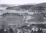 16.03.001: Corner Brook. View of the town of Corner Brook, showing the mill, 1930?
