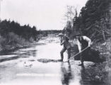 "16.04.024: Humber River. ""Salmon fishing on the Humber,"" pre-1901"