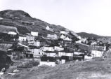 (30 01 048) Trinity. View with the school in the centre, 1950s