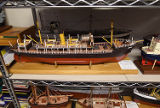Arscott, D. March 9, 2017. Model ships built by David Arscott 11, St. John's.