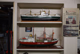 Arscott, D. March 9, 2017. Model ships built by David Arscott 1, St. John's.