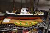 Arscott, D. March 9, 2017. Model ships built by David Arscott 14, St. John's.
