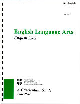 English Language Arts - English 2202