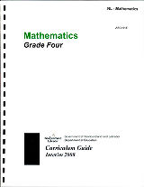 Mathematics - Grade Four