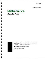 Mathematics - Grade One